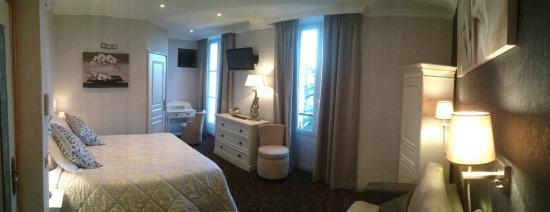 Hôtel Le Bellevue : chambre numero 1