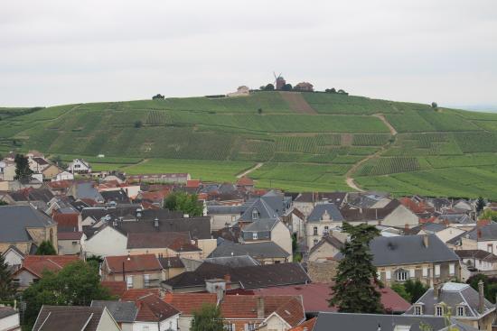 Verzenay, Francia: vista panoramica