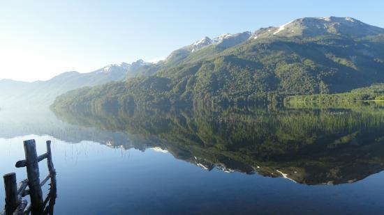 San Martín de los Andes, Argentina: Detino siete lagos - Lago Falkner