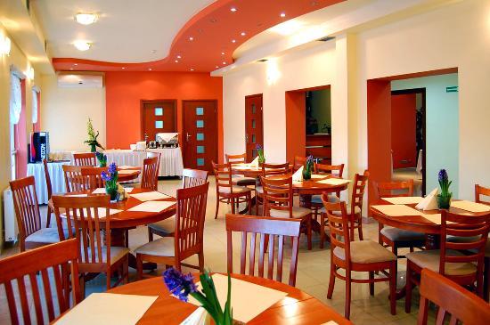 Hotel Kacperski: Restaurant