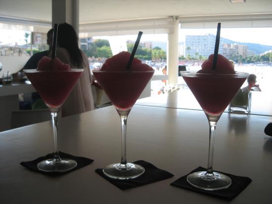 Chi Lounge Mallorca: Heerlijke cocktails!