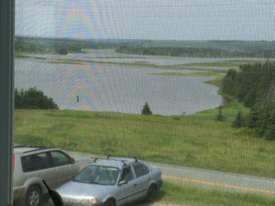 Lawrencetown, Канада: View from table