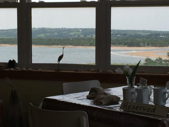 Lawrencetown, Канада: Another table view