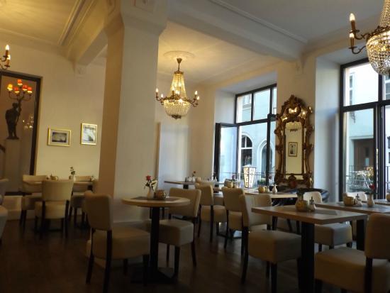 Medusa Hotel: sala colazioni
