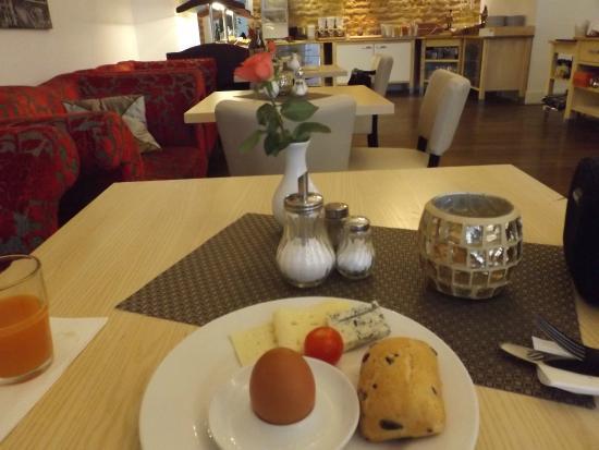Medusa Hotel: colazione