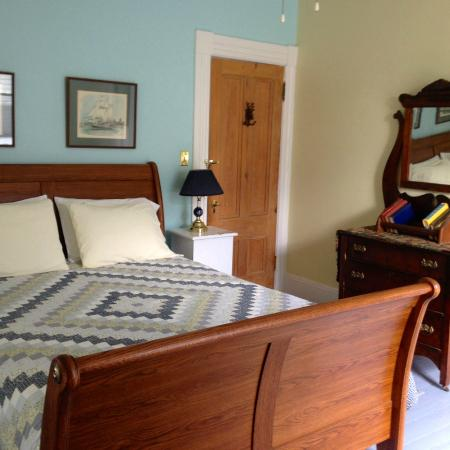 Pelham House Bed & Breakfast: Room 1