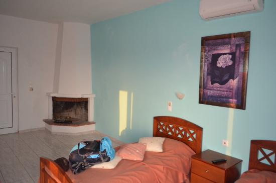 Kris Apartments : Pokój w apartamencie