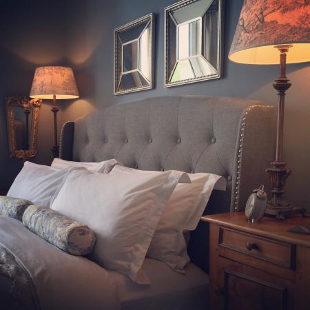 No.20 Boutique Bed and Breakfast: The Oyster Catcher bedroom @ No.20