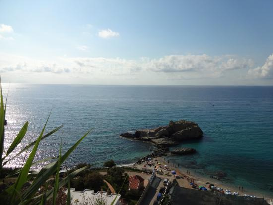 Hotel Umberto: Baja de Riaci