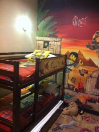 Kids Bunk Bed Plus Trundle Bed Picture Of Legoland Malaysia
