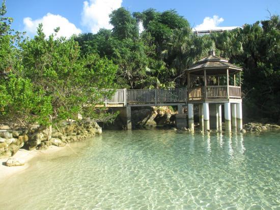 Grotto Bay Beach Resort Spa Hidden Paa