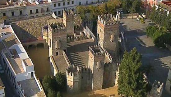 Vista a rea fotograf a de castillo de san marcos el puerto de santa mar a tripadvisor - Cita medico puerto de santa maria ...
