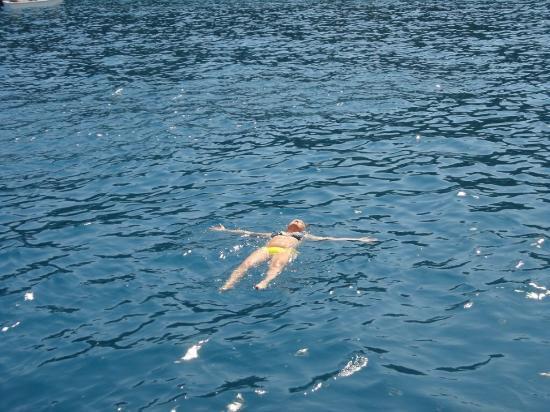 Korient Hotel : полюбите синее море как я!!!!))))))