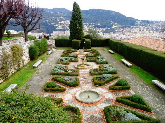 Flores picture of jardin du monastere de cimiez nice for Jardin nice