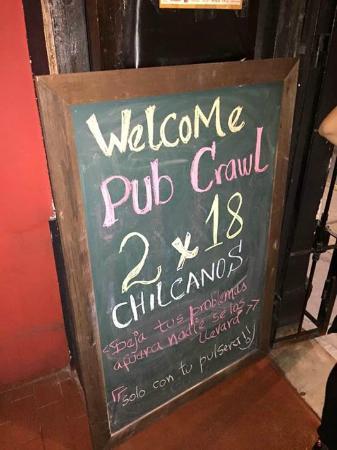 Pub Crawl Lima