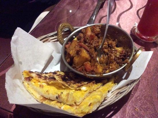 Passage To India: Balti and naan