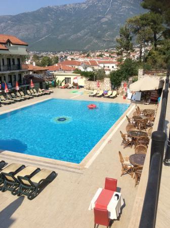 St Nicholas Grove Hotel: Pool