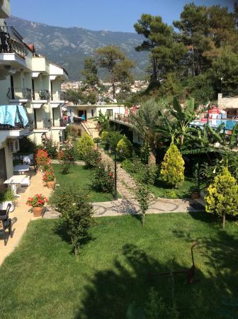 St Nicholas Grove Hotel: Gardens