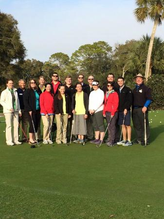 Robert Trent Jones Oceanfront Course: Company Teambuilder/Golf Lessons