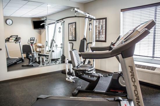 Comfort Inn Saint Clairsville : OHFITNESS