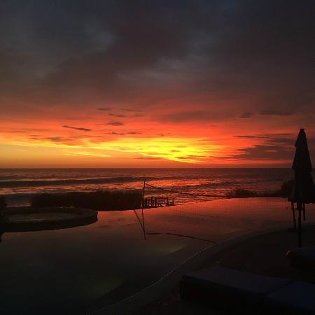 Cardon Adventure Resort : sunset