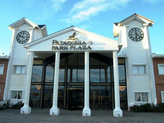 Piscina picture of unique luxury patagonia el calafate for Hotel unique luxury calafate tripadvisor