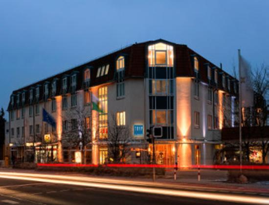 Welcome to the TRYP by Wyndham Leipzig North