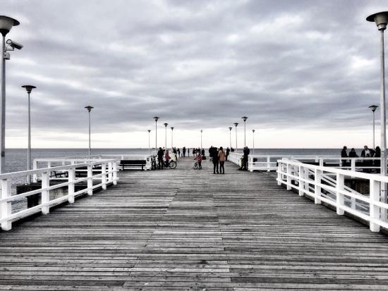 Brzezno Pier
