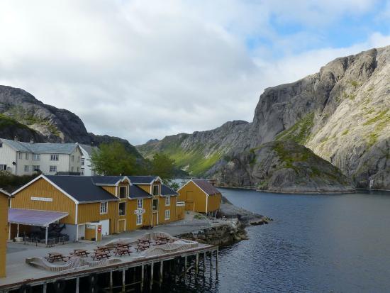 Nusfjord Rorbuer: Nusfjord