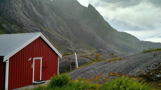 Nusfjord Rorbuer: Cabin 36