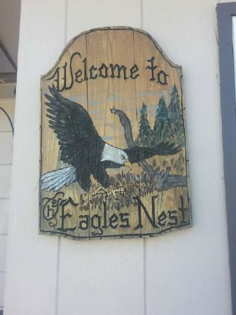 Wausau, WI: Eagle's Nest Restaurant