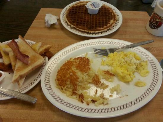 Photo of American Restaurant Waffle House at 5421 Village Market, Wesley Chapel, FL 33544, United States