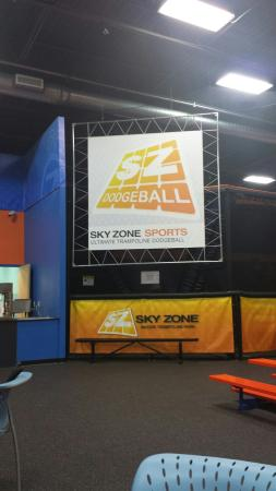 Sky Zone Trampoline Park Dayton