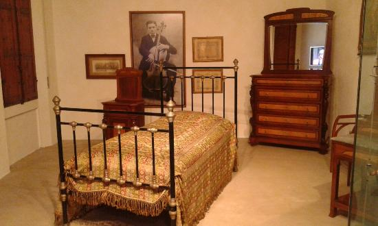 Camera da letto originale di Francesco Baracca - Foto di ...