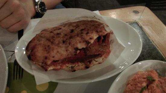 Lemoni Grill House: Beef and lamb kebab