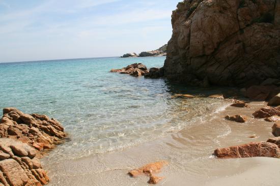 Santa Teresa di Gallura, Italia: Spiaggia La Marmorata