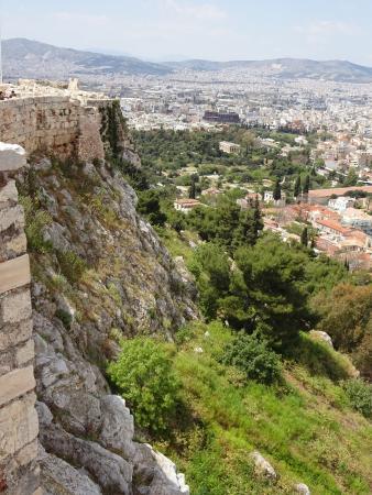 Elliniko, Griekenland: Athens, prepare to walk....miles