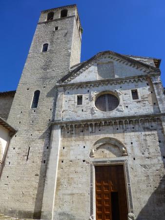 Casa Religiosa di Ospitalita San Ponziano : La chiesa del monastero