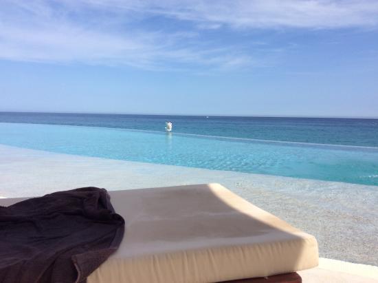 Marquis Los Cabos All-Inclusive Resort & Spa: Poolside view
