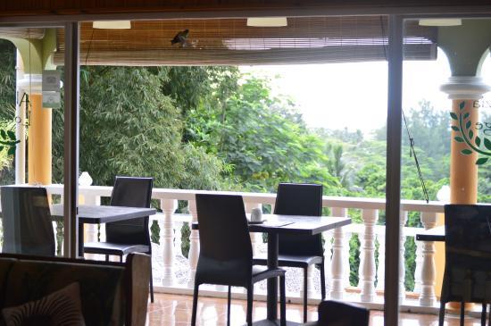 Albizia Lodge Green Estate: Dining area