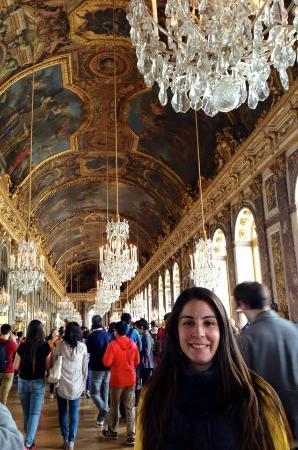 Foto de palacio de versalles versalles templo del amor for Salon los espejos