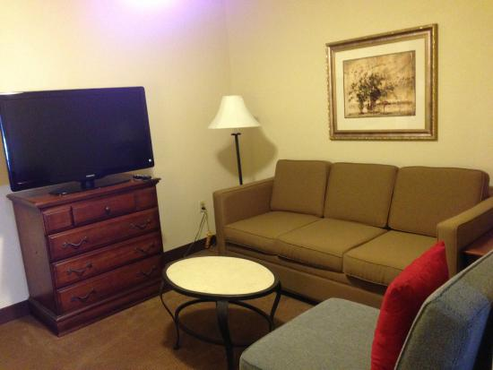 Four Points by Sheraton Knoxville Cumberland House: Sitting room