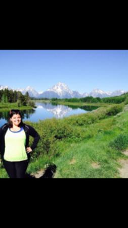 Lewis & Clark River Expeditions: I love Jackson Hole!