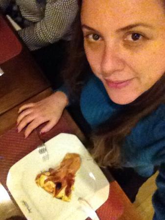 Joaquim Sobrinho Pizzaria: Pizza de cordeiro.. A melhor !!