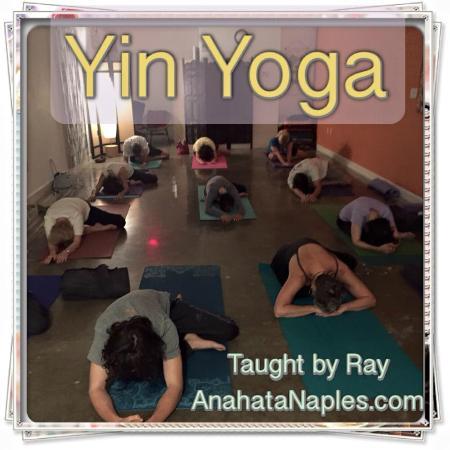 Anahata Yoga Studio: Yoga Class