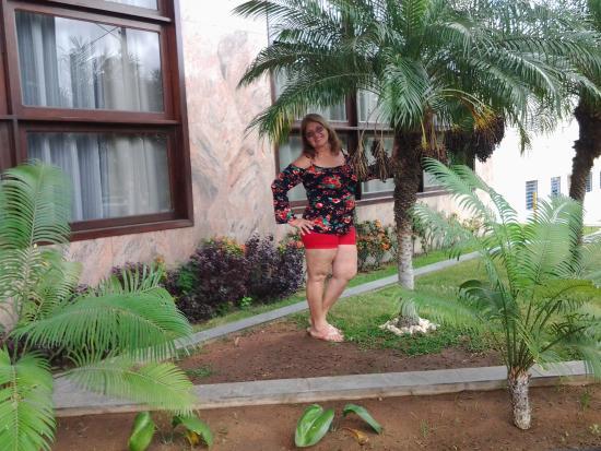 Hotel Estacao Cruzeiro : frente do hotel