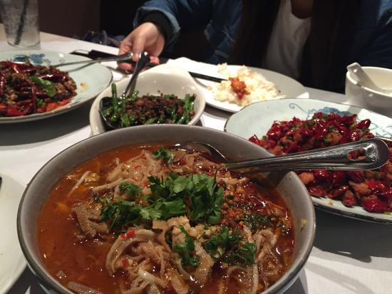 Ermei Sichuan Restaurant : Extremely good Sichuan cuisine !
