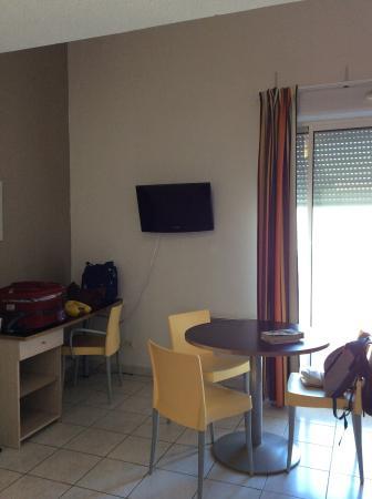 Appart'hôtel Odalys Aix Chartreuse : Sala