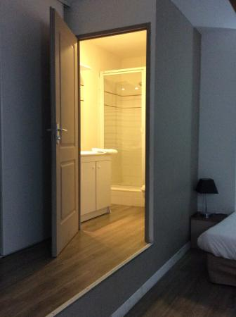 Appart'hôtel Odalys Aix Chartreuse : Banheiro
