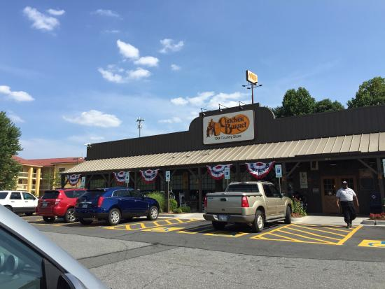 Cracker Barrel Old Country Store: photo0.jpg
